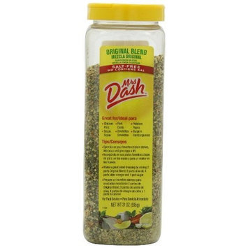Mrs. Dash Mrs Dash Original Salt Free Blend, 21-Ounce Units