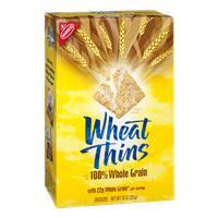 Nabisco 100% Whole Grain Wheat Thins Crackers