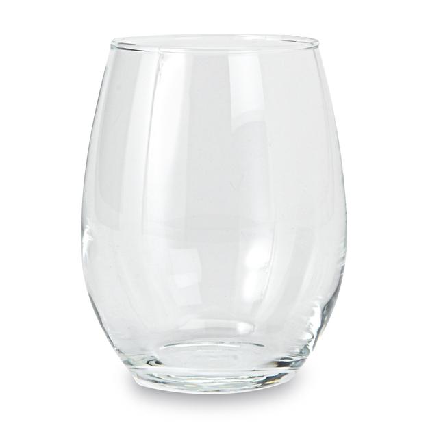 Essential Home Cachet Stemless Wine Glass - 15 Ounce