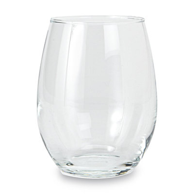 Essential Home Cachet Stemless Wine Glass - 15 Ounce