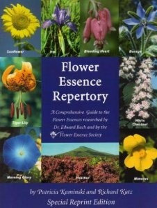 Flower Essence Services Repertory Comb Bound 1 Book
