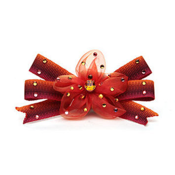 TARINA TARANTINO Ombre Bow Anywhere Clip