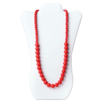 Nixi by Bumkins Ciclo Teething Necklace - Red