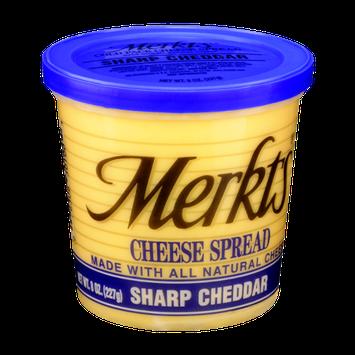 Merkts Sharp Cheddar Cheese Spread