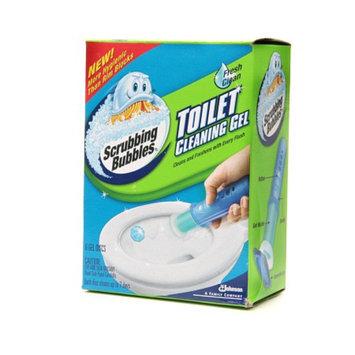 Scrubbing Bubbles Continuous Clean Toilet Cleaning Gel Kit Fresh Clean