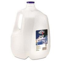 Office Snax Bottled Spring Water Gallon 3 Bottles/Carton