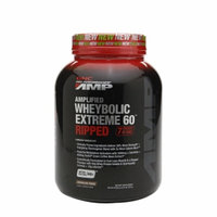 Gnc GNC Pro Performance AMP Amplified Wheybolic Extreme 60 Ripped - Chocolate Fudge