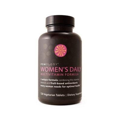 Pomology Pomegranate Pomology/Pomegranate Women's Daily Multivitamin - 120 Caps, 4 pack