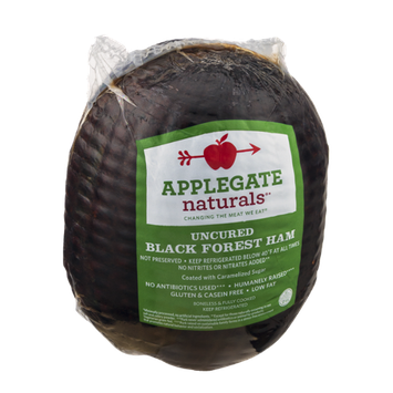 Applegate Naturals Uncured Black Forest Ham