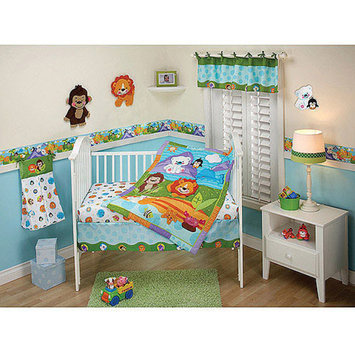 Fisher-Price - Precious Planet 3pc Bedding Collection Value Bundle