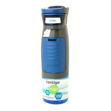 Contigo Autoseal Kangaroo Water Bottle, 24 oz, Blue, 1 ea