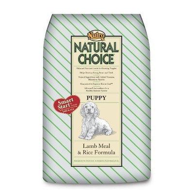 Natural Choice Dog Natural Choice Lamb Meal and Rice Formula Puppy Food, 5-Pound