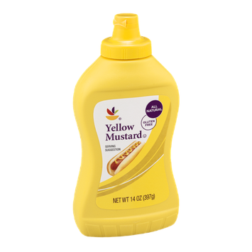 Ahold Yellow Mustard