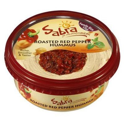 Sabra Roasted Red Pepper Hummus