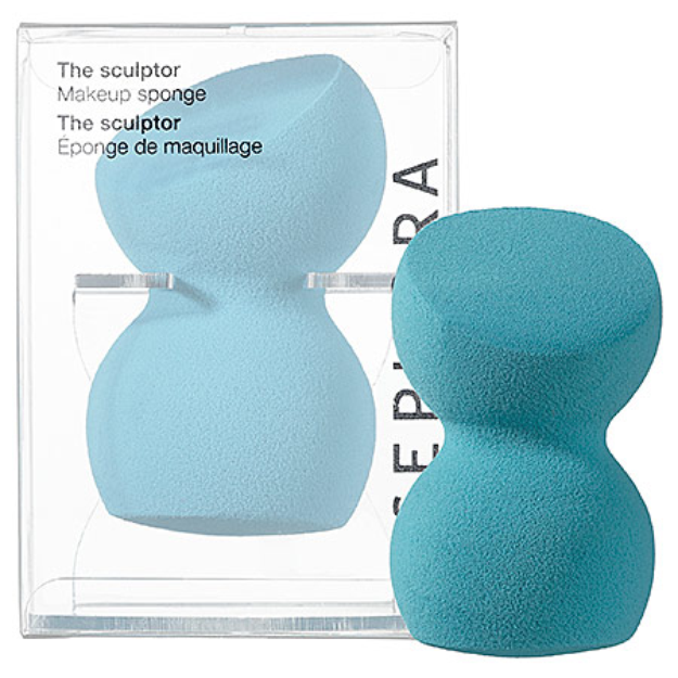 SEPHORA COLLECTION The Sculptor Makeup Sponge Blue