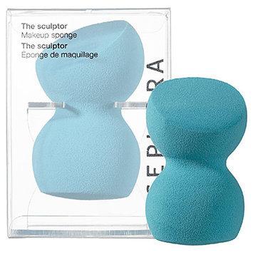 SEPHORA COLLECTION The Sculptor Makeup Sponge Blue