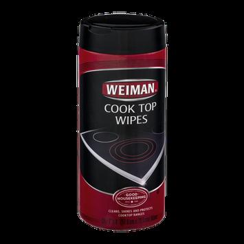 Weiman Cook Top Wipes - 30 CT