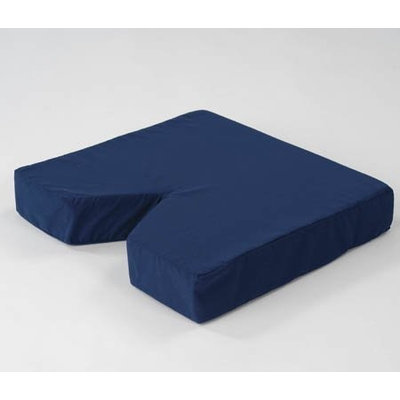 Alex Orthopedics 5012-2BK Coccyx 'V' Cushion 2' Black