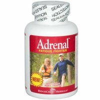 RidgeCrest Herbals Adrenal Fatigue Fighter 60 Vegetarian Capsules