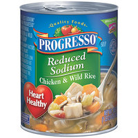 Progresso Reduced Sodium Chicken & Wild Rice Soup