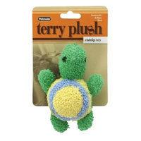 Petmate Terry Plush Catnip Turtle Cat Toy - 350633