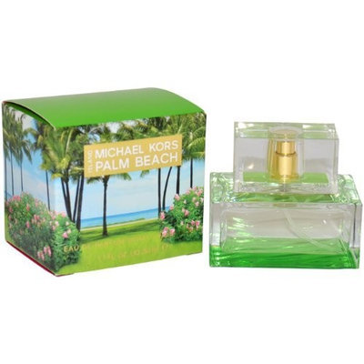 Michael Kors Island Palm Beach Eau De Parfum Spray Women by Michael Kors, 1.7 Ounce