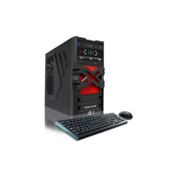 AMD CybertronPC ViperX7 TGMVPRX734RD Gaming PC - Intel Core i7-4790K 4.00GHz, 8GB DDR3, 1TB/8GB Hybrid Hard Drive, DVDRW, 1G