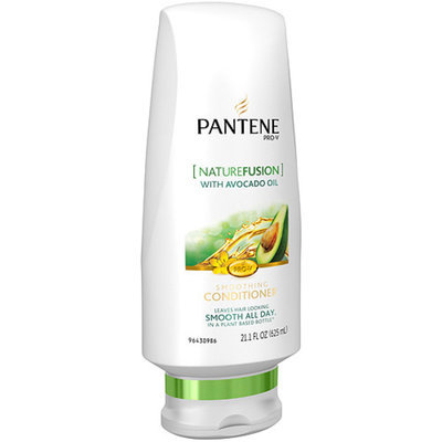 Pantene Pro-V Nature Fusion Smoothing Conditioner with Avocado Oil, 21.1 fl oz