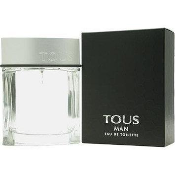 Tous By Tous Parfums For Men. Eau De Toilette Spray 3.4 OZ [3.4 oz]