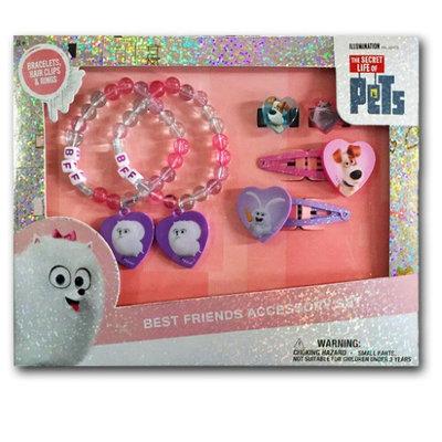 The Secret Life of Pets Six-Piece Accessory Set