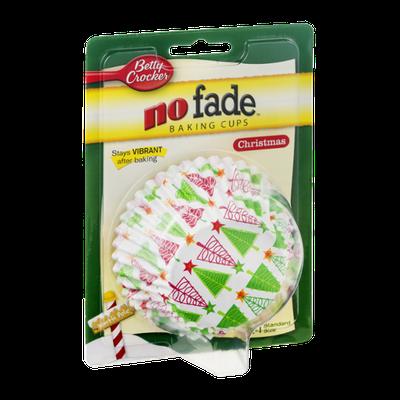 Betty Crocker No Fade Cupcake Liners - Christmas - 24 CT