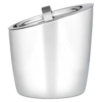 Gorham That's Entertainment Contemporary Ice Bucket - Silver