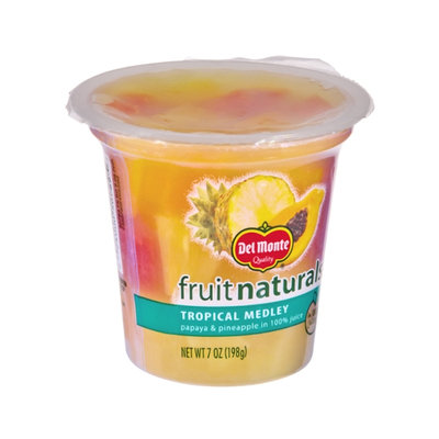 Del Monte® Fruit Naturals Papaya & Pineapple Tropical Medley
