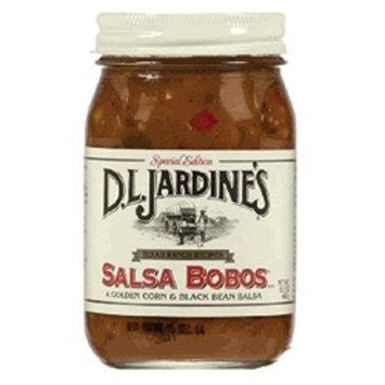 Dl Jardines D.L. Jardine's Salsa Bobos, 16 Ounce (Pack of 6)