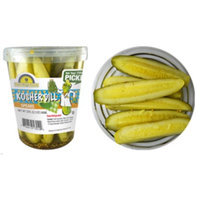 Farm Ridge Foods Farm Ridge Kosher Dill Pickle Spears