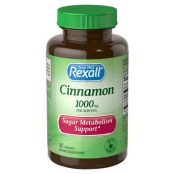 Rexall Cinnamon 1000 mg - Capsules, 90 ct