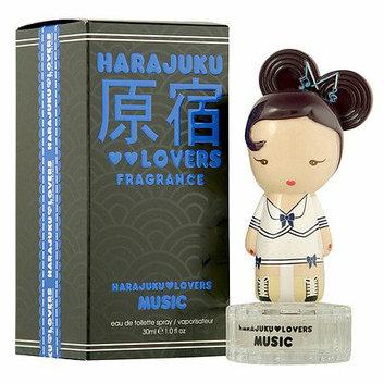Harajuku Lovers Music Eau de Toilette Spray for Women
