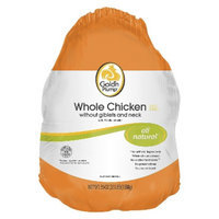 Gold'n Plump All Natural Whole Chicken