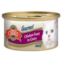 Grreat ChoiceA Grilled Adult Cat Food