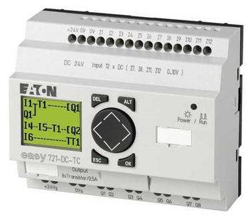 Eaton Moeller EASY721-DC-TC Control Relay, 24Vdc