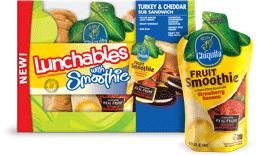 Kraft Brands Lunchables