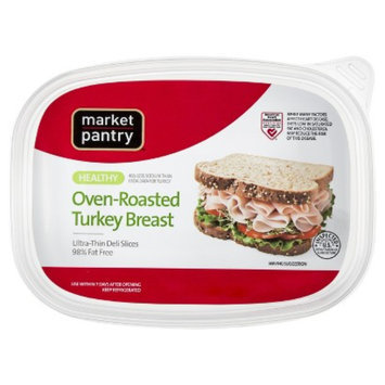 market pantry Market Pantry Healthy Oven-Roasted Turkey Breast 16 oz