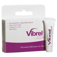 Vibrel Personal Lubricant For Women, 0.1-Ounce Tube