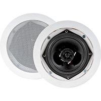 Pyle PylePro PDIC61RD - 200 W PMPO Speaker - 2-way - 2 Pack
