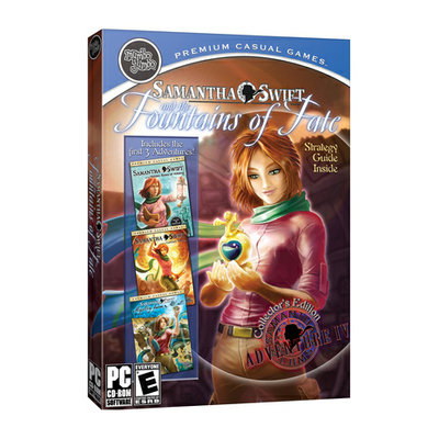 Navarre Samantha Swift and the Fountains of Fate (PC Games)