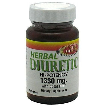 Vitol Herbal Diuretic with Potassium, 1330mg 30 tablets