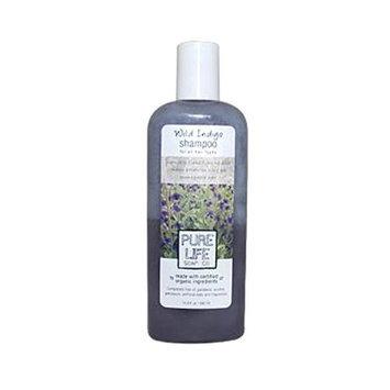 Pure Life Soap Pure Life Shampoo Wild Indigo, 15 Fluid Ounce