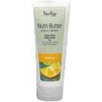 REVIVA, Nutri-Butter Body Cream Citrus - 8 oz