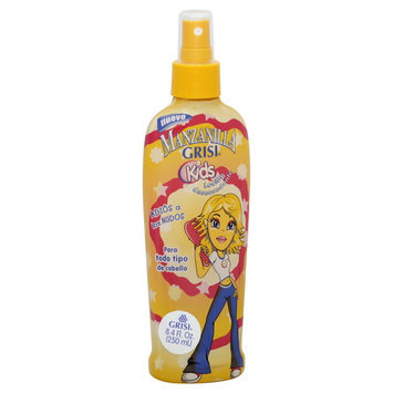 Grisi Manzanilla Detangling Lotion, Kids, 8.4 fl oz (250 ml)