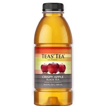 Ito En Teas' Tea Crispy Apple Black Tea, 16.9 Ounce Bottles (Pack of 12)